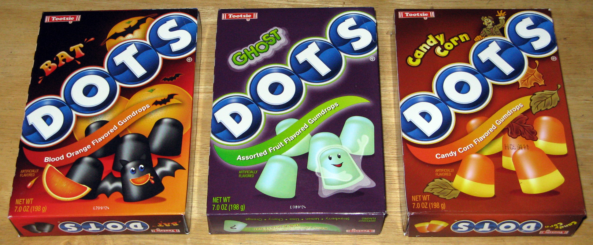 Uncategorized Halloween Dots more candy halloween dots boxes
