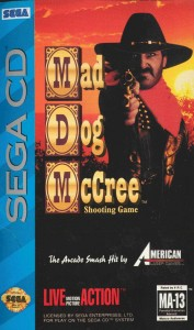 Mad Dog McCree box