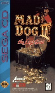 Mad Dog McCree II - The Lost Gold (U) (Front)