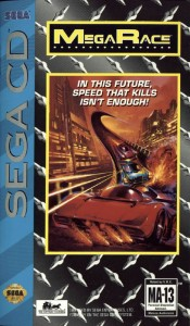 Mega Race (U) (Front)