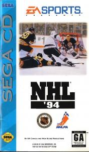 NHL '94 (U) (Front)