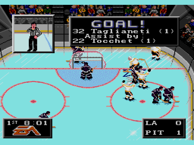 NHL HOCKEY 3