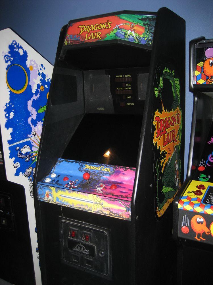 Gaming Memories, 1984: Being Dirk the Daring - Video Games ...